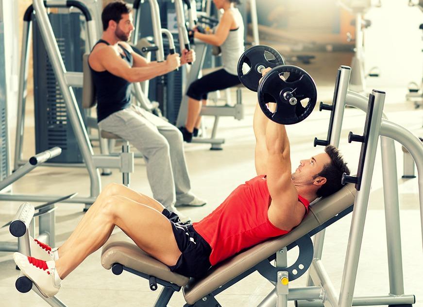 sala fitness de succes