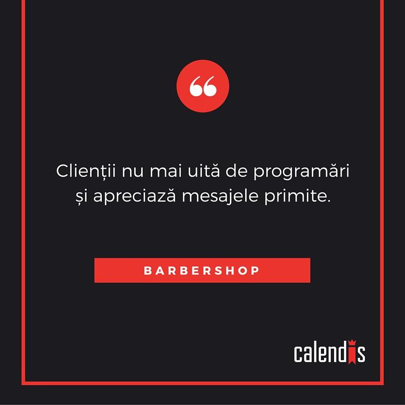 feedback clienti calendis - barbershop