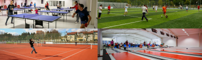 Rezervari online la Baza Sportiva Gheorgheni