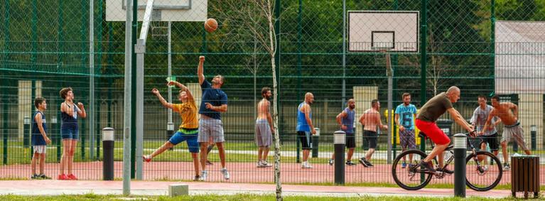 Baza Sportivă Gheorgheni - Rezervări online prin Calendis