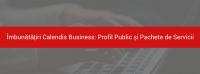 Calendis: Business Profil Public și Pachete de Servicii
