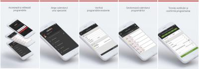 Calendis Business - aplicație mobil Android și iOS pentru programări